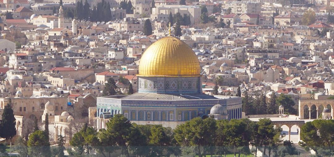 Ruhu Taşlara Yazılan İslam Şehri: KUDÜS