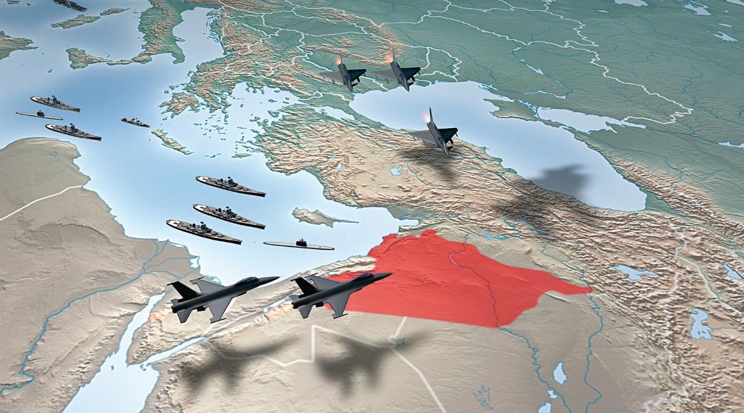 Zeytin Dalı Harekâtı ile Suriye'de Değişen Dengeler