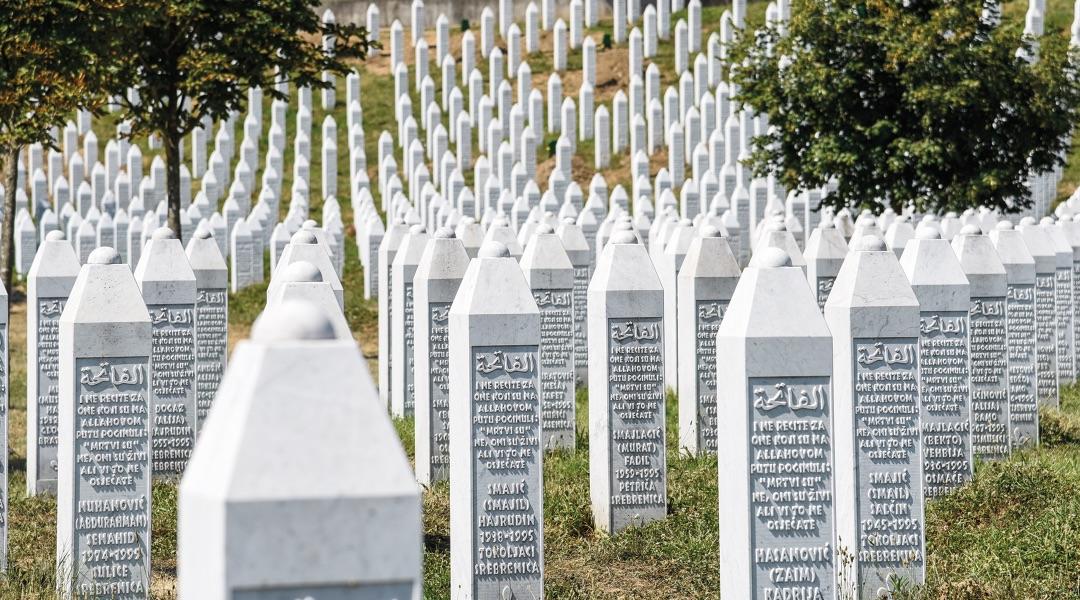 Srebrenitsa'nın Kalbinden… Bebeler Katledilirken Neredeydin Sen?