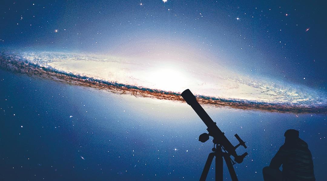 Bu Yıldızlı Gökler Ne Zaman Başladı Dönmeye?