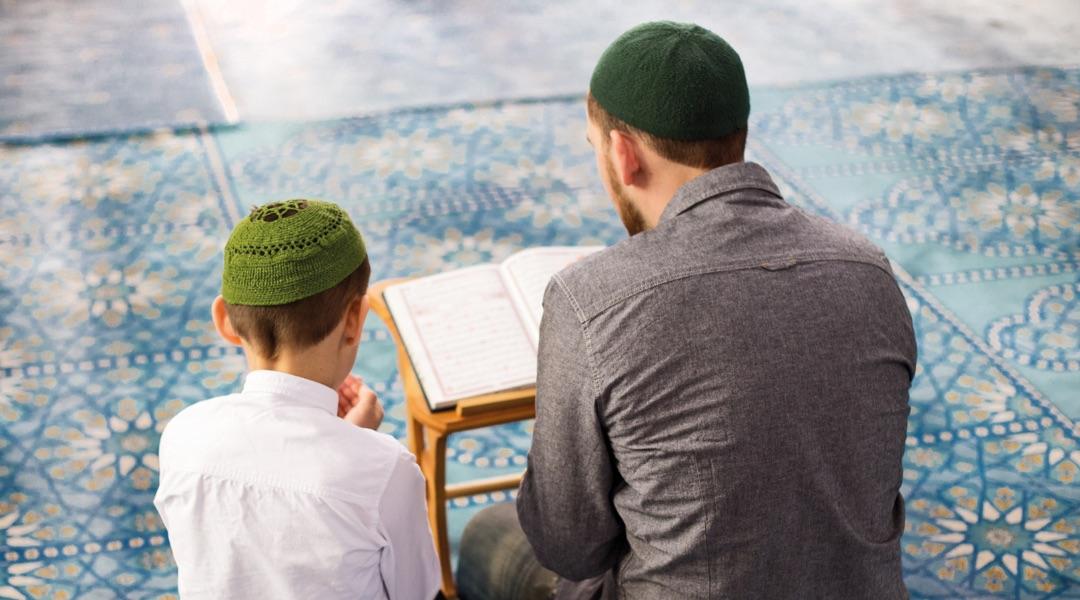 Hak Dostlarının Çocukları ile İlişkileri -2-