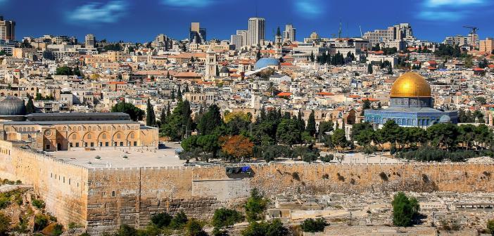 """""""Kudüs"""" Yere İnmiş Mahşer"""