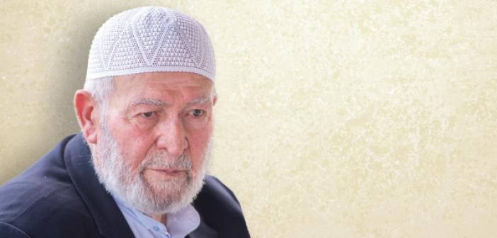 Merhum Mustafa Eliboyalı Ağabey'le...