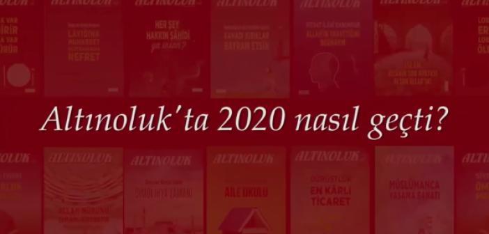 Altınoluk'ta 2020 nasıl geçti?