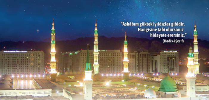 Rıza Ufkunda Örneğimiz: Ashâb