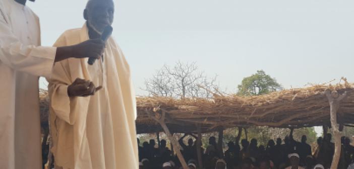 Burkina'da Tek Başına Bir Ümmet