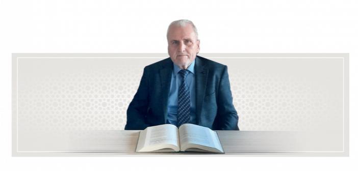 Prof. Dr. Hamdi Döndüren Hoca ile…  Ahkâmü'l Kur'an Tefsiri Üzerine Mülakat