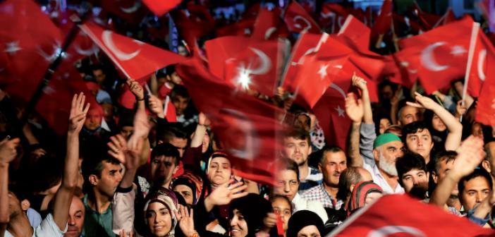 15 Temmuz'un Yıldönümünde  Batının Darbe Geleneği ve Demokrasi Yalanı