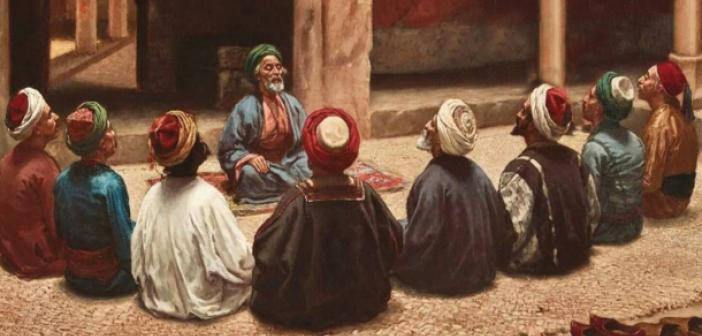Sohbetler: Velilerin Manevi Dershanesi